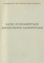Ratio Fundamentalis Institutionis Sacerdotalis